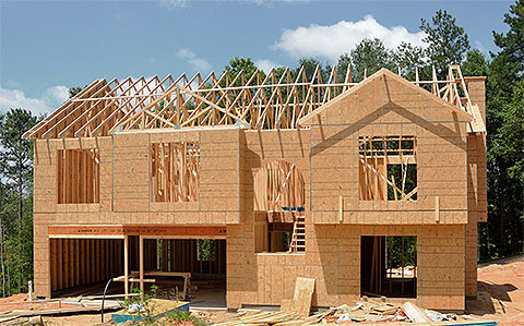 New Construction Home Inspections from Castle Home Inspections