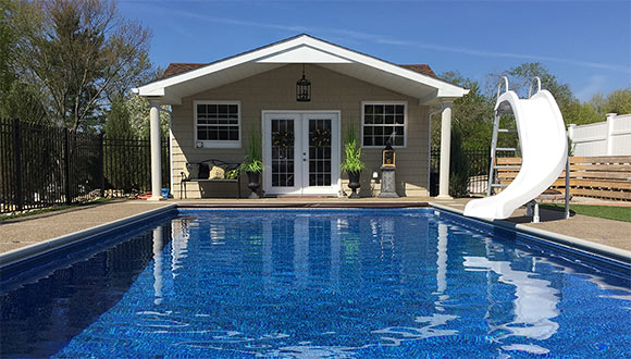 Pool and spa inspection services from Castle Home Inspections