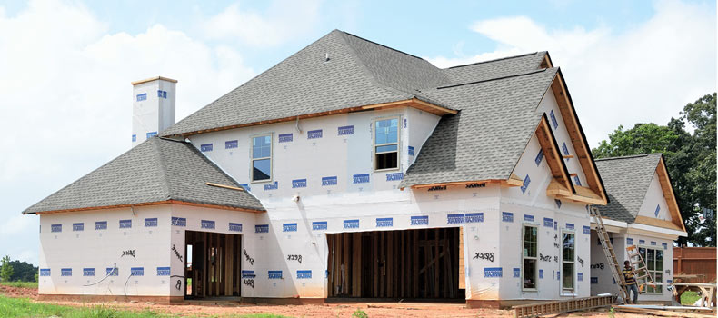 Get a new construction home inspection from Castle Home Inspections